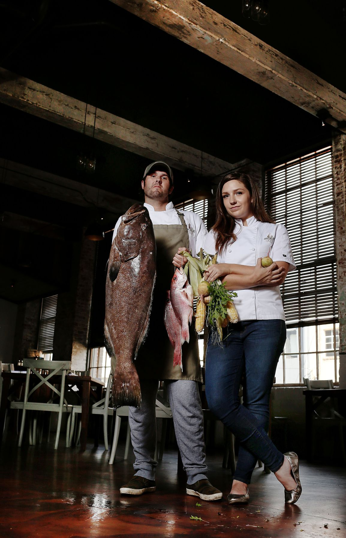 Sac-A-Lait chefs to star in new Food Network show Cajun Aces_lowres