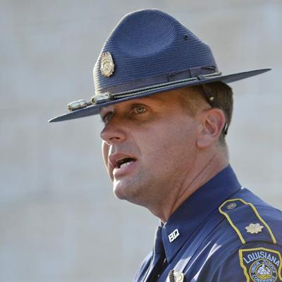 Photos: Louisiana State Police Memorial _lowres