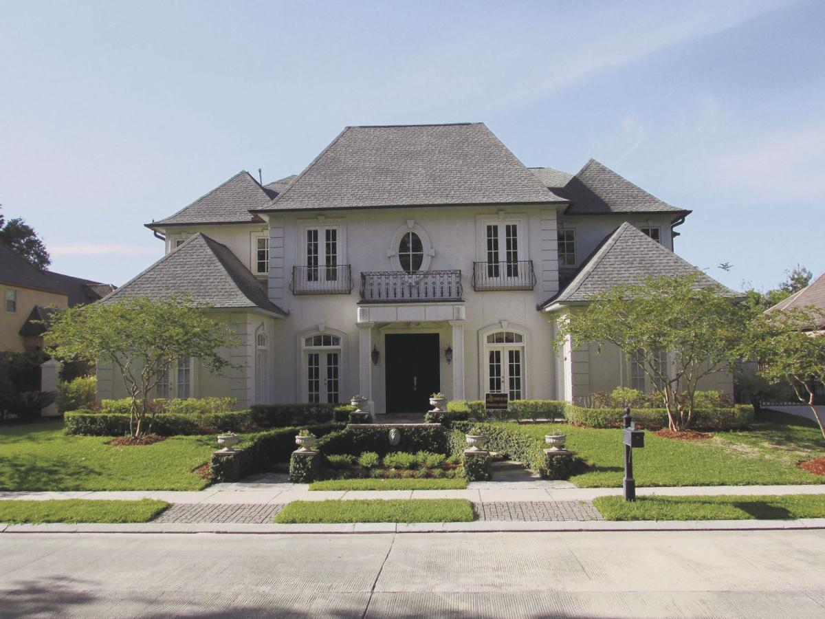 7312 Leyland Court - A Tall French Chateau in Jefferson Place