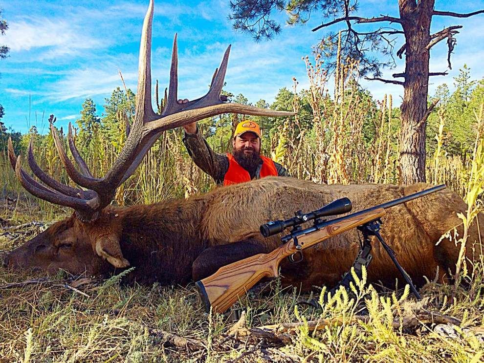 Zachary man takes Colorado elk _lowres
