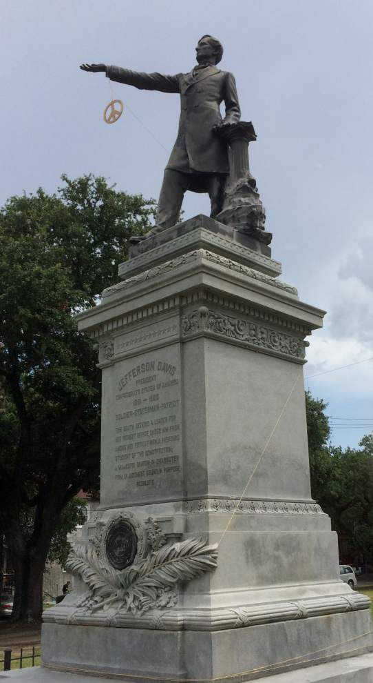 Councilwoman LaToya Cantrell blasts Mayor Landrieu's plan to remove four Confederate monuments _lowres