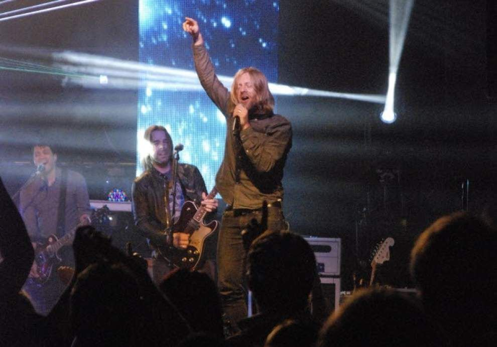 Facets of Faith: Switchfoot delivers favorites new and old _lowres