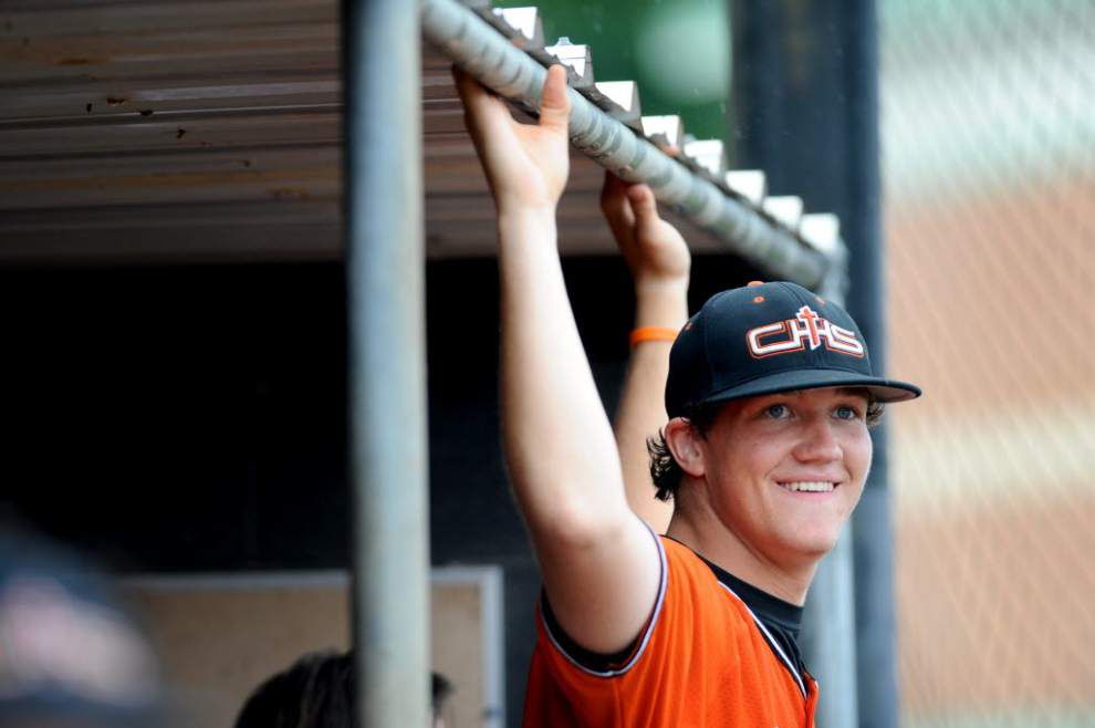 Tigers baseball gets verbal commitment from Catholic product Nick Coomes _lowres
