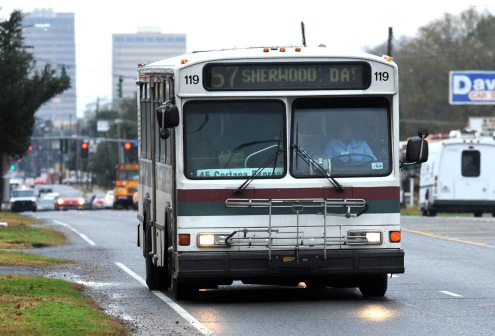 Struggling to attract 'riders of choice,' CATS proposes cutting O'Neal Park and Ride, Mall of Louisiana to downtown Baton Rouge routes _lowres