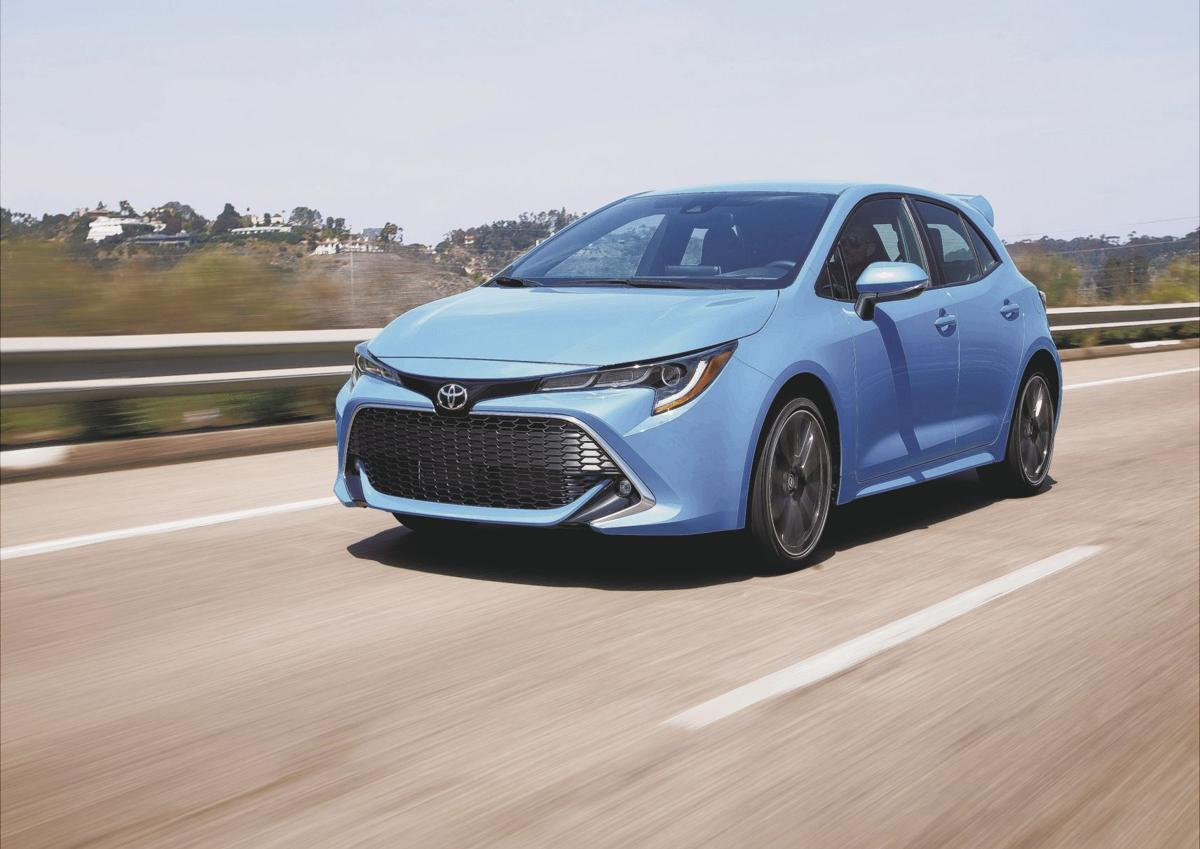 2019 Toyota Corolla Hatchback Automotive Theadvocate Com