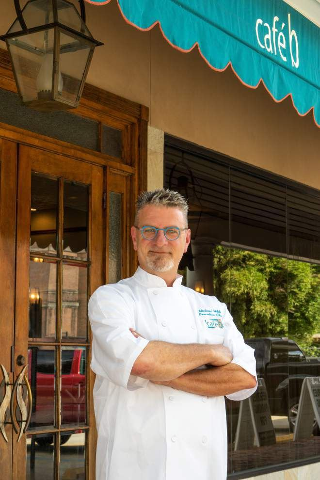 Ralph Brennan's Cafe B in Old Metairie has new, seasoned local chef at helm _lowres