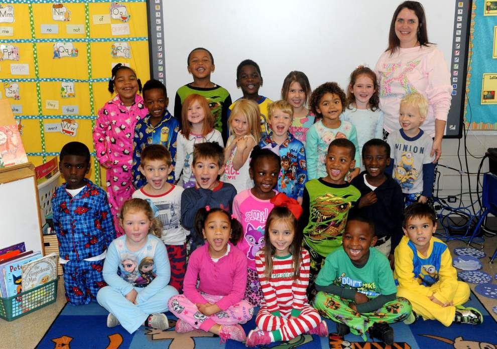 Classroom Spotlight: Northwestern Elementary School kindergarten _lowres