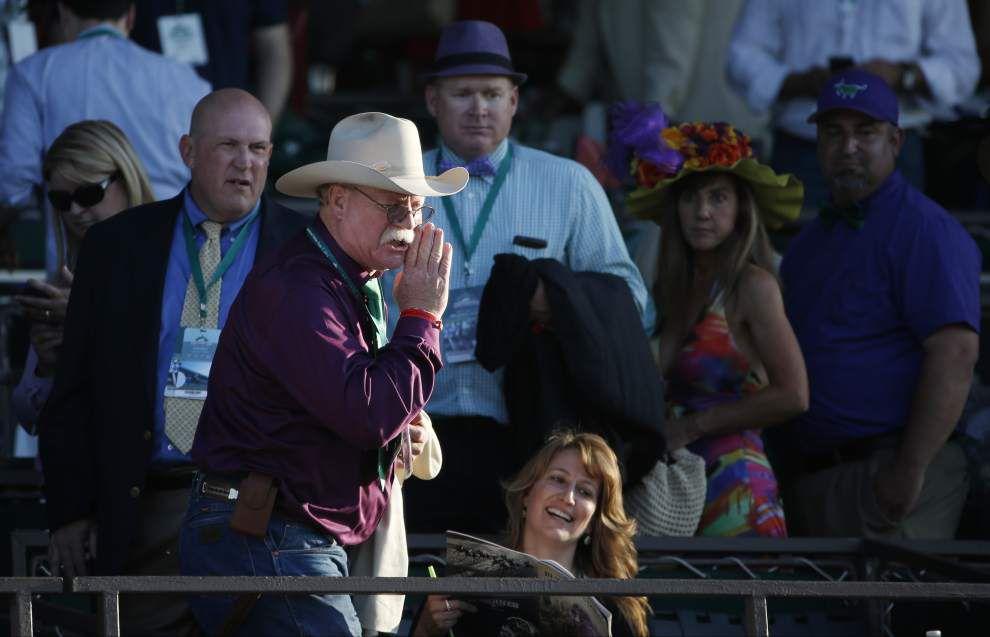 California Chrome falters as Tonalist claims Belmont _lowres