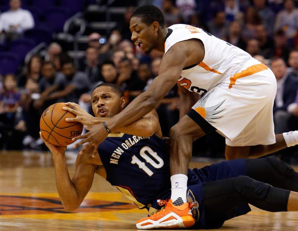 Pelicans' Eric Gordon no stranger to injuries _lowres