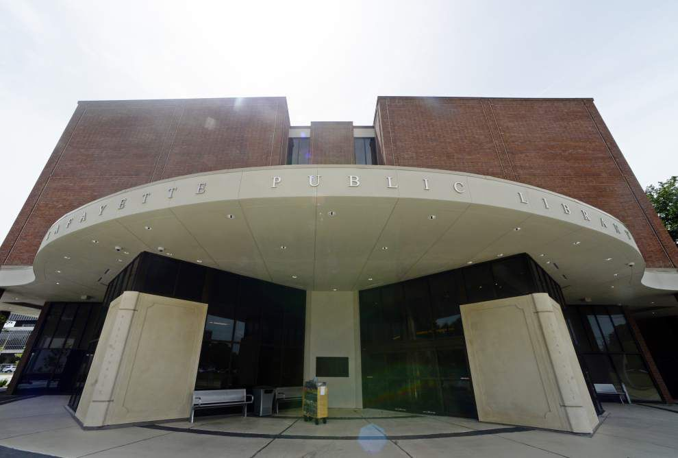 Lafayette library system to reopen main branch after four years of renovations _lowres