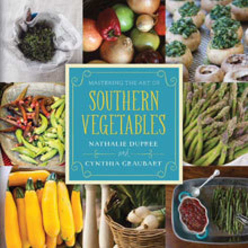 Side Dish: Vegetables as a side the main focus of cookbook _lowres