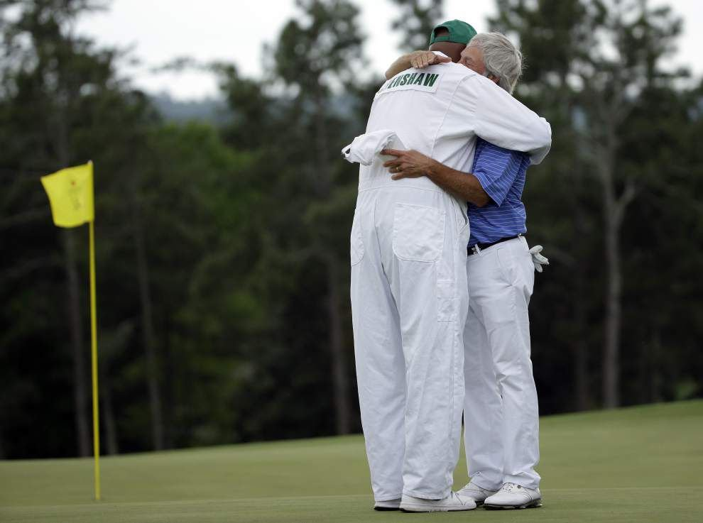 The Masters: Jordan Spieth sets 36-hole record, pushes lead to 5 strokes _lowres