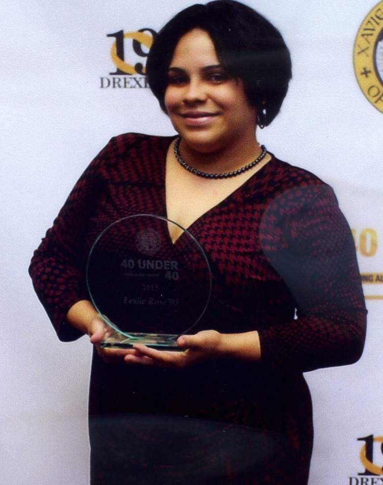 Xavier names 40 under 40 award recipients _lowres