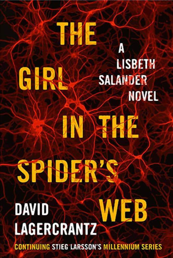 Spinning a 'Web': Lagercrantz book a solid addition to the Millennium series _lowres