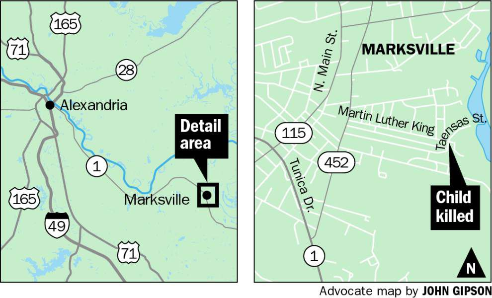 Update: Marksville police chief identifies officers involved