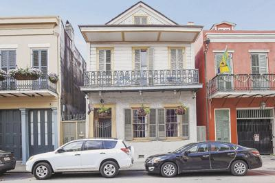 1227 Royal St. No. 5 in the French Quarter