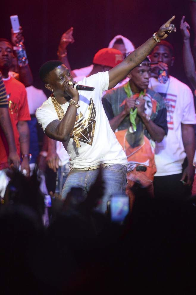 Photos: Lil' Boosie's BR homecoming _lowres