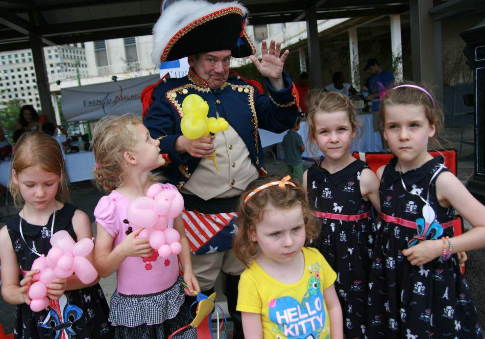 Francophile city celebrates Bastille Day at free festival _lowres