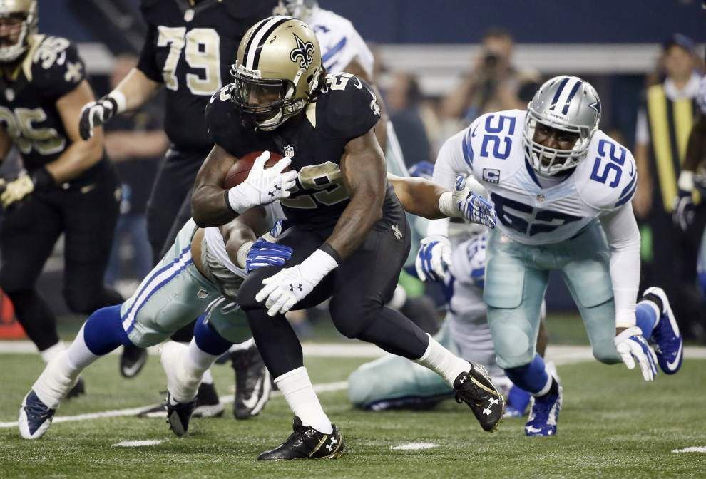 The Saints grade out poorly in their loss to the Dallas Cowboys _lowres