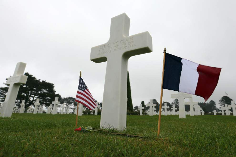 70 years after D-Day, France prepares to be invaded by tourists _lowres