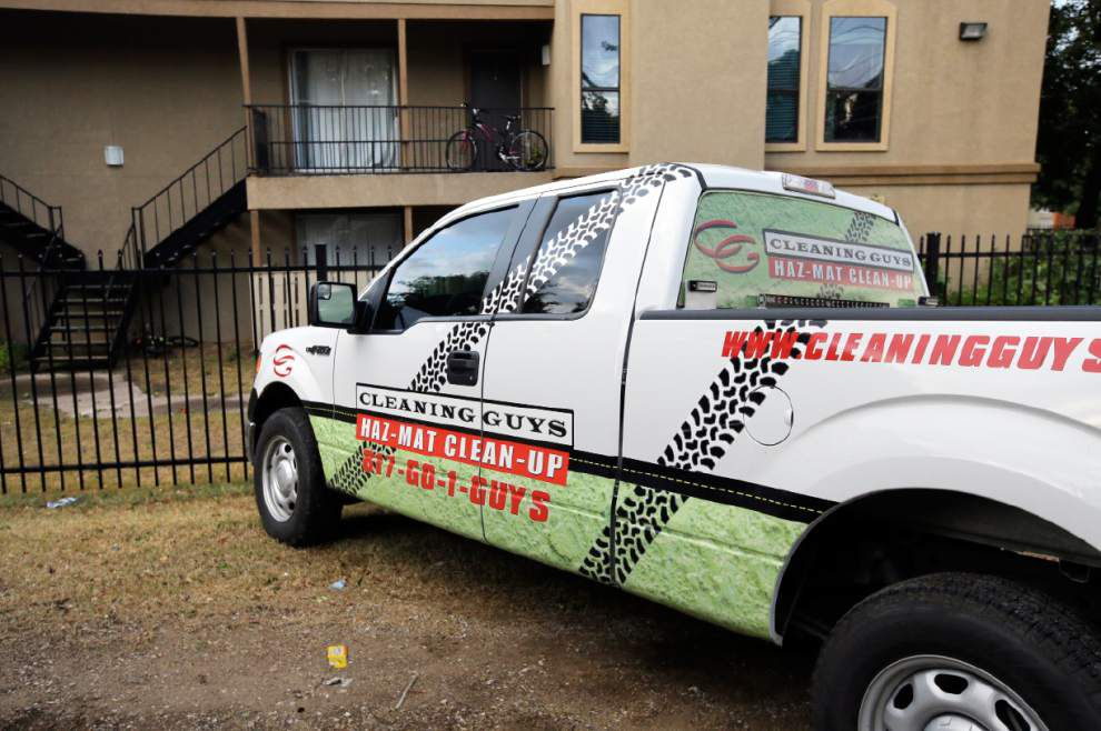 Family that hosted Ebola patient confined to home _lowres