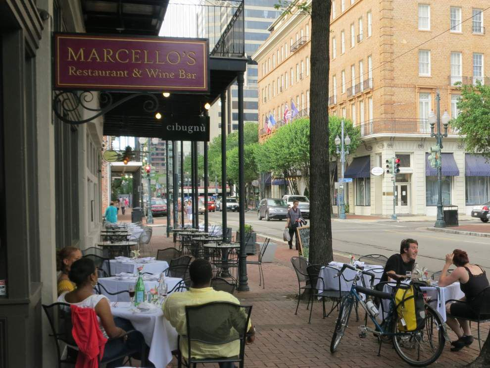 Sidewalk seating, patios, more: Big changes in downtown New Orleans spur demand for new outdoor eateries _lowres