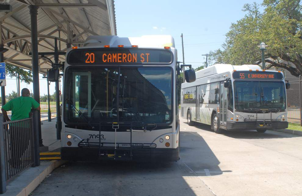 Lafayette Transit System adding free Wi-Fi and Google Maps service for bus riders _lowres