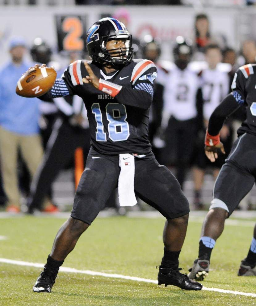 Zachary quarterback Lindsey Scott's big-play ability, other attributes earn him Mr. Football state honor _lowres