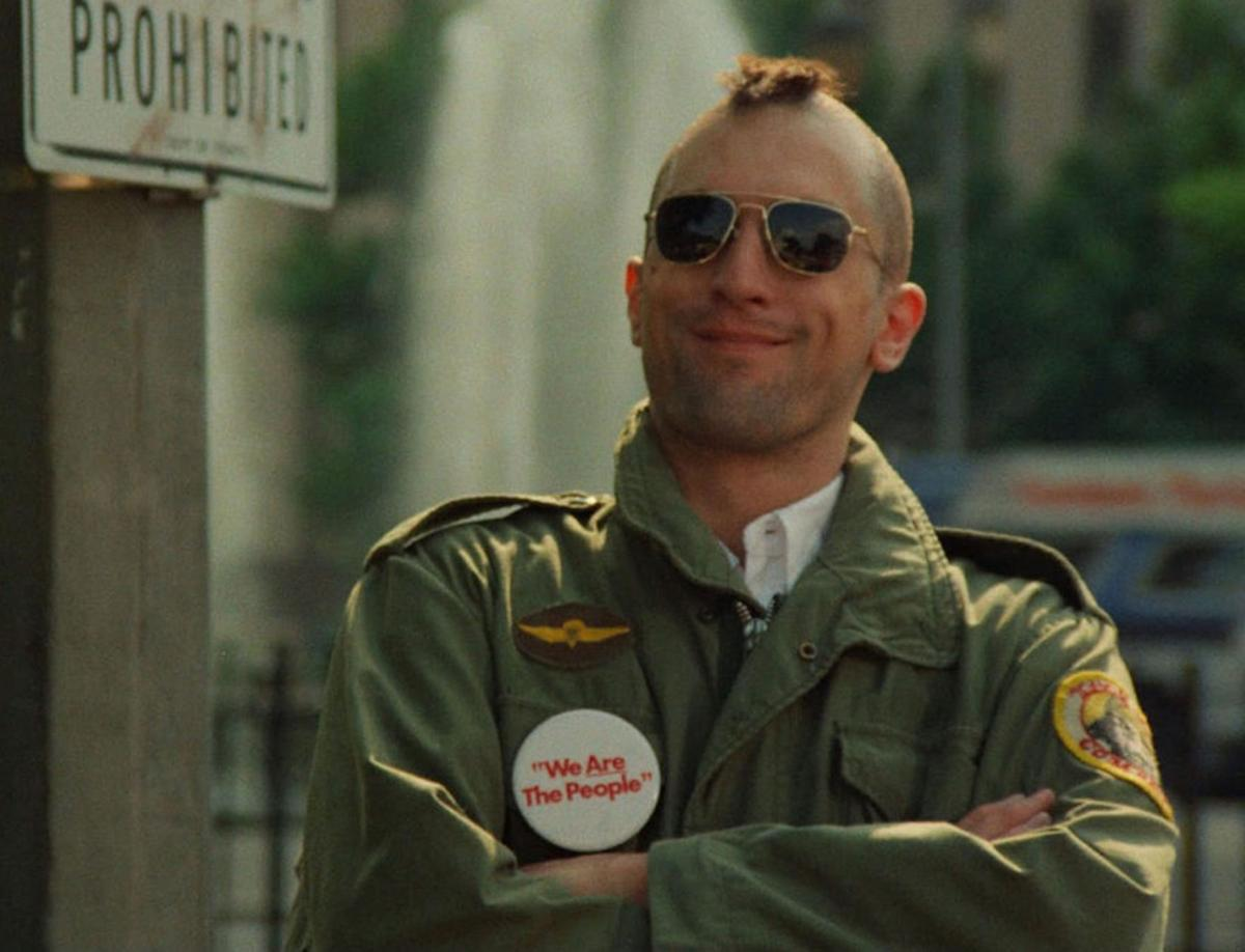 Taxi Driver still for Red