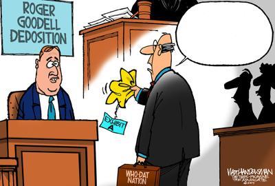 Walt Handelsman: New Cartoon Caption Contest