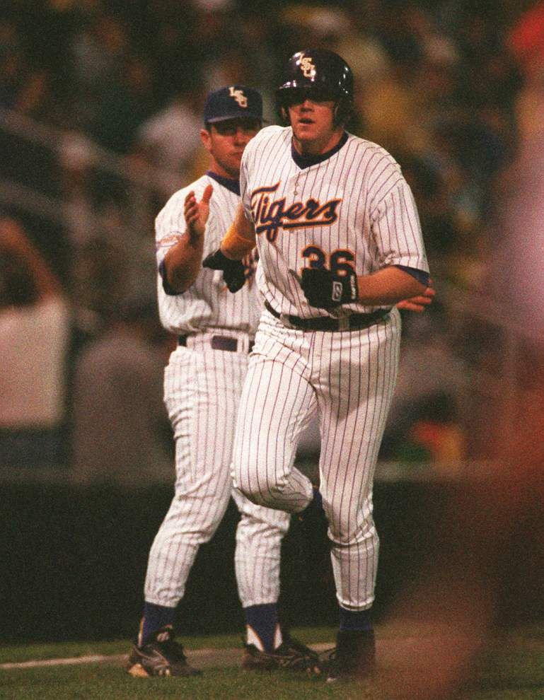 Eddy Furniss, a 'big guy who stood at first base and waited his turn to hit,' will have his No. 36 retired on April 22 _lowres