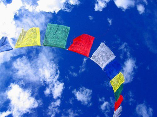 Prayer Flag Day kicks off monthlong Dalai Lama events in New Orleans_lowres