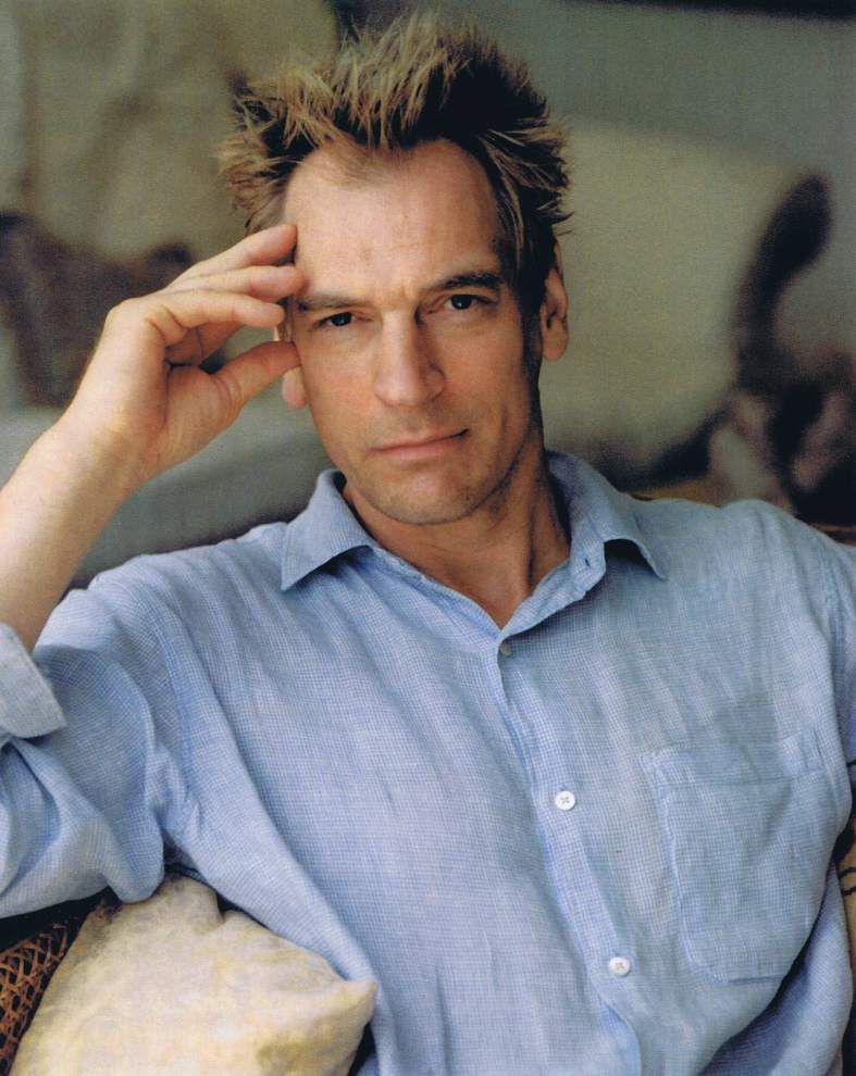 Julian Sands reads Harold Pinter at the CAC _lowres