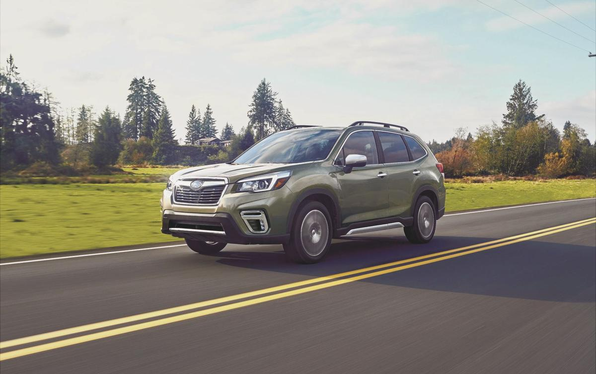 2019 Subaru Forester Touring Edition
