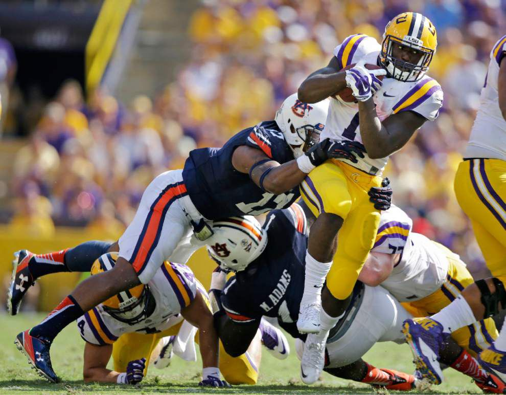 Chat replay: How much will LSU's Leonard Fournette play Saturday? What about Anthony Jennings? _lowres