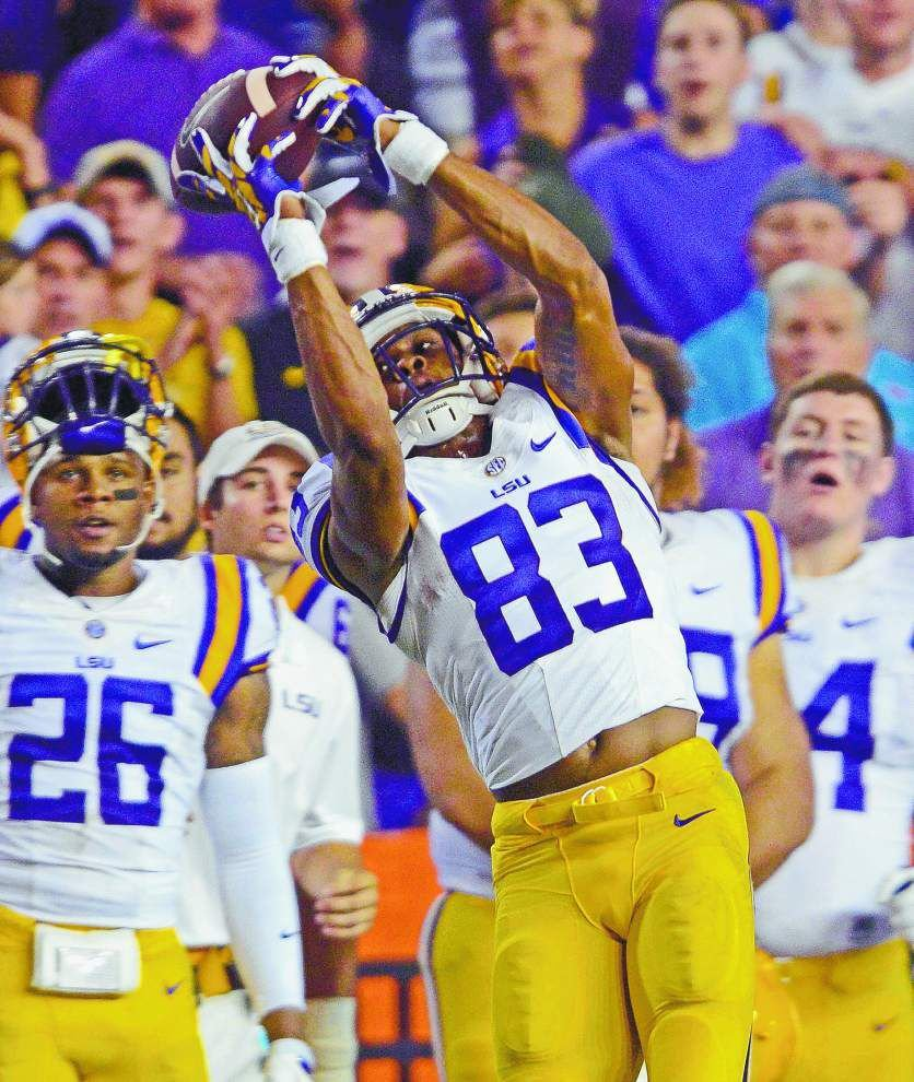 Gameday preview: LSU at Syracuse _lowres