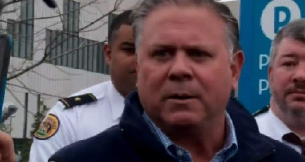 Jefferson Parish Sheriff Newell Normand angry amid complaints of closing interstate to help injured officer: 'Wake up!' _lowres