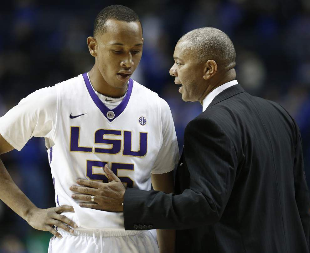 Get ready for the LSU men's basketball season: Here are five things you need to know about the Tigers _lowres