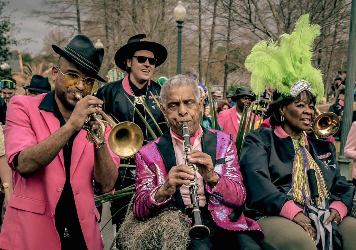 Win Butler of Arcade Fire talks Krewe of Kanaval, the Haitian-themed Mardi Gras festival