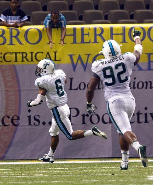 Tulane sports chat with Advocate contributor Scott Kushner, Friday at 11 a.m. _lowres