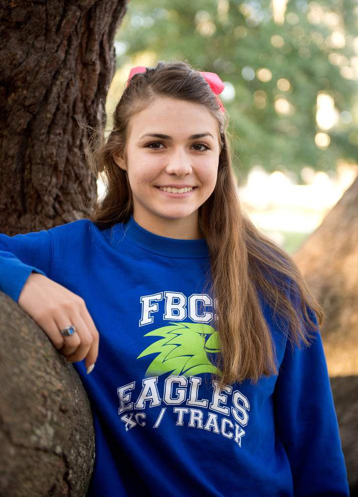New Orleans area 2015 All-Metro cross country teams _lowres
