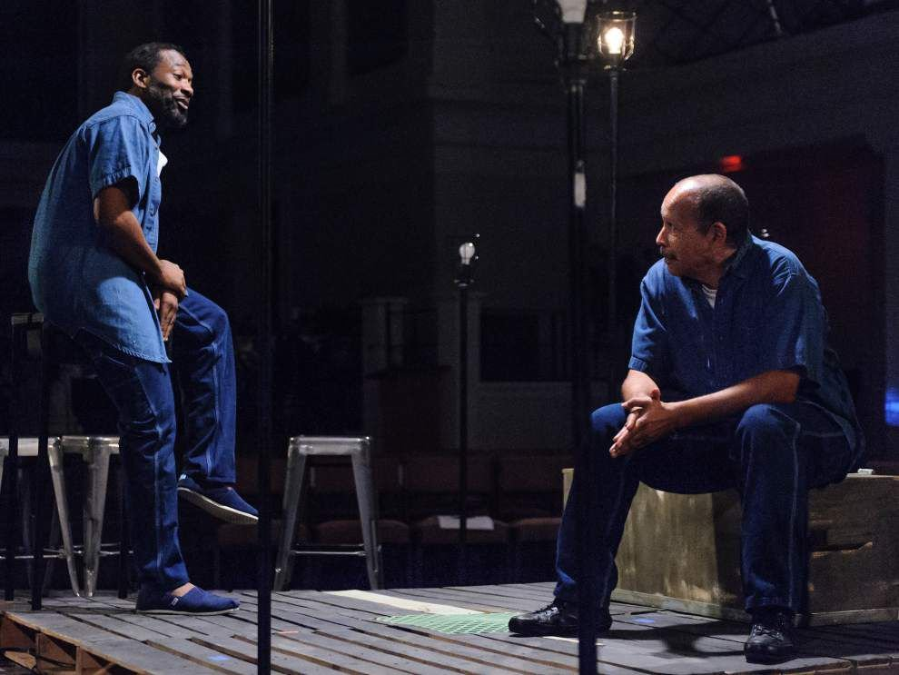 In Southern Rep's 'Song of a Man Coming Through,' a cry for justice _lowres
