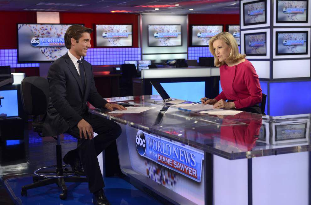 Diane Sawyer exits as ABC's evening news anchor _lowres