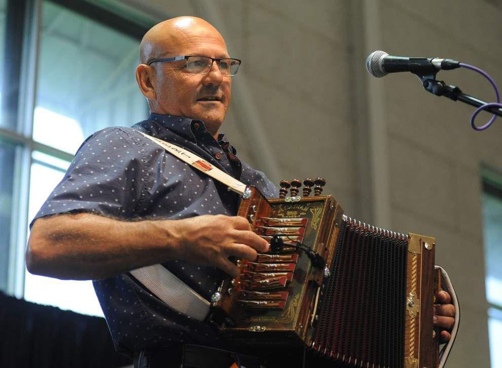 Photos: Cajun French Music Awards party at Rayne Civic Center Saturday _lowres