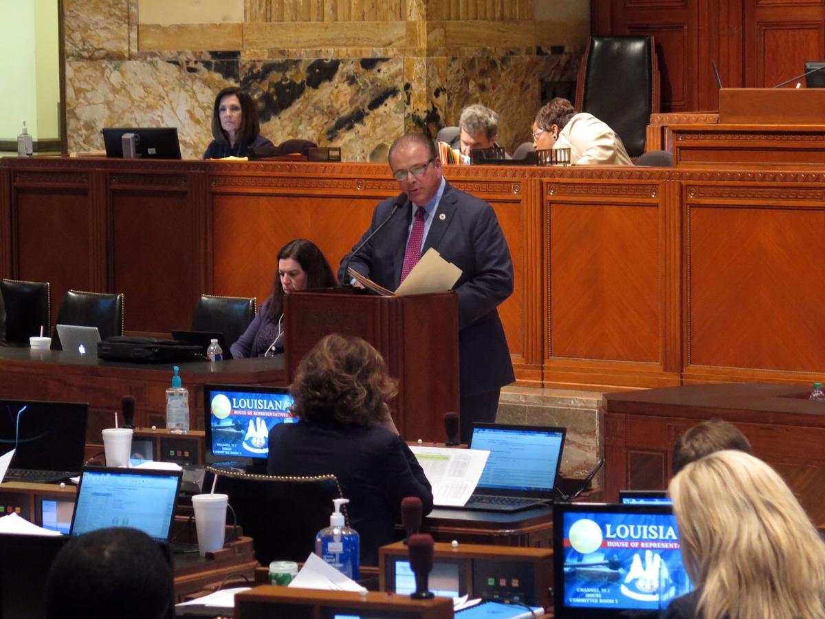 La House first bill 022818
