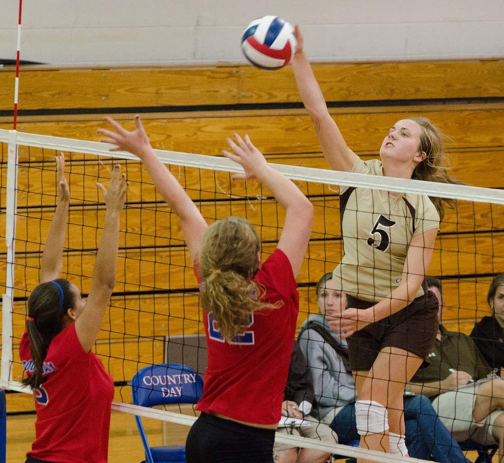 Mount Carmel's Katie Kampen named Gatorade Louisiana Volleyball Player of the Year _lowres