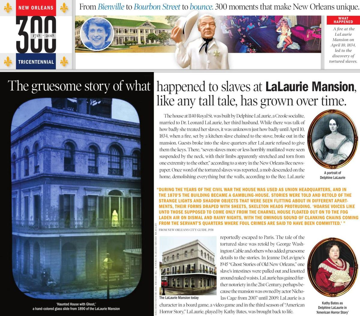 300 Lalaurie mansion