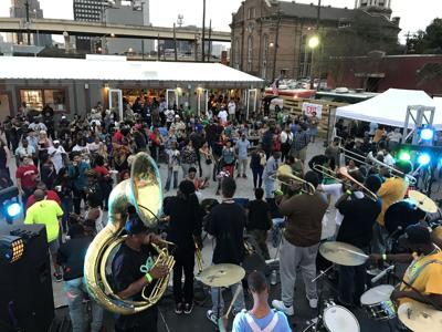 Reggae, jerk chicken and Scotch bonnets take over Central City BBQ_lowres