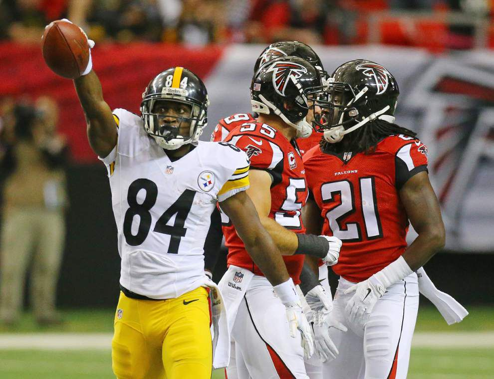 Desmond Trufant, Atlanta defense wary of Drew Brees _lowres
