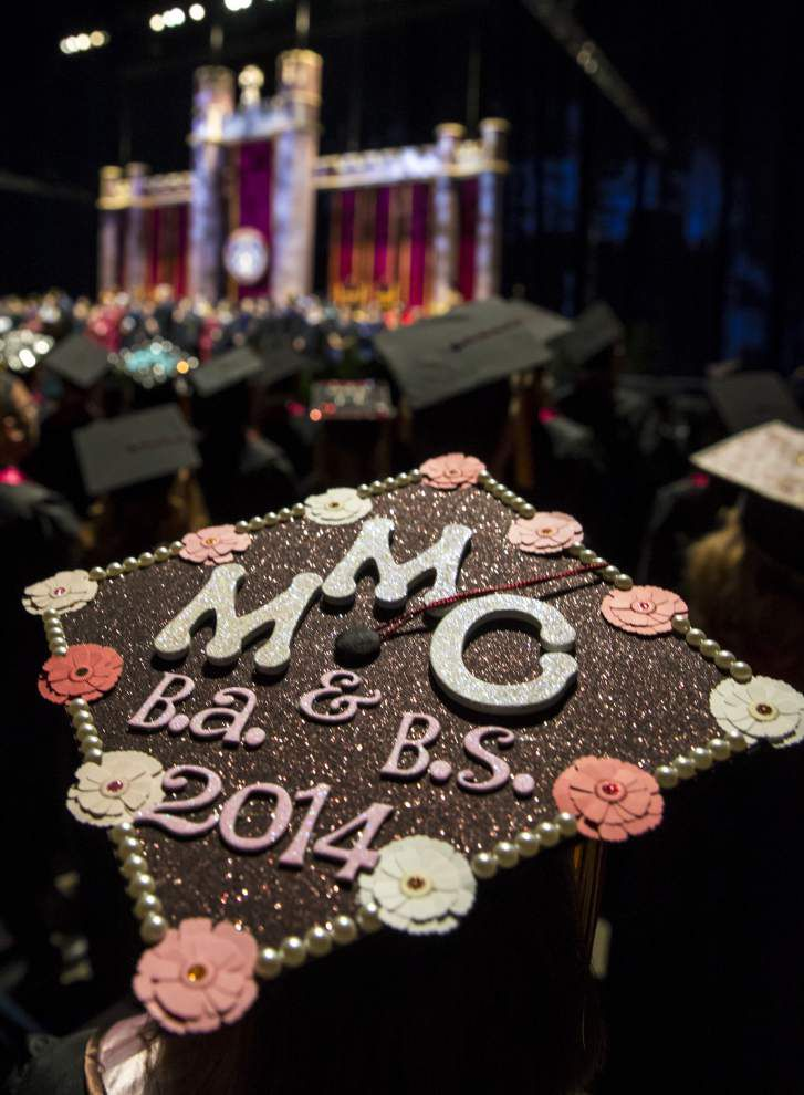 Photos: Loyola Commencement Exercise _lowres